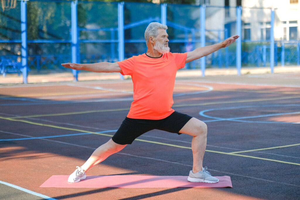 anti-aging exercise benefits