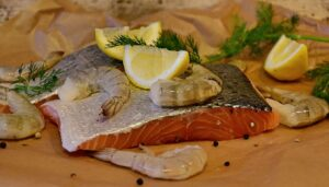 anti-aging foods fish