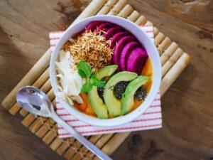 plant based diet fiber rich