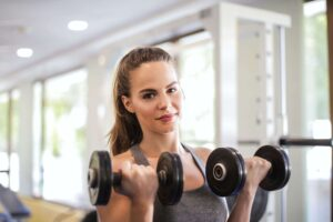 anaerobic exercise for diabetice weightlifting