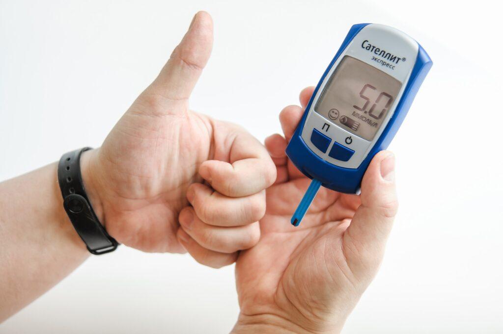 diabetic living ketone tes