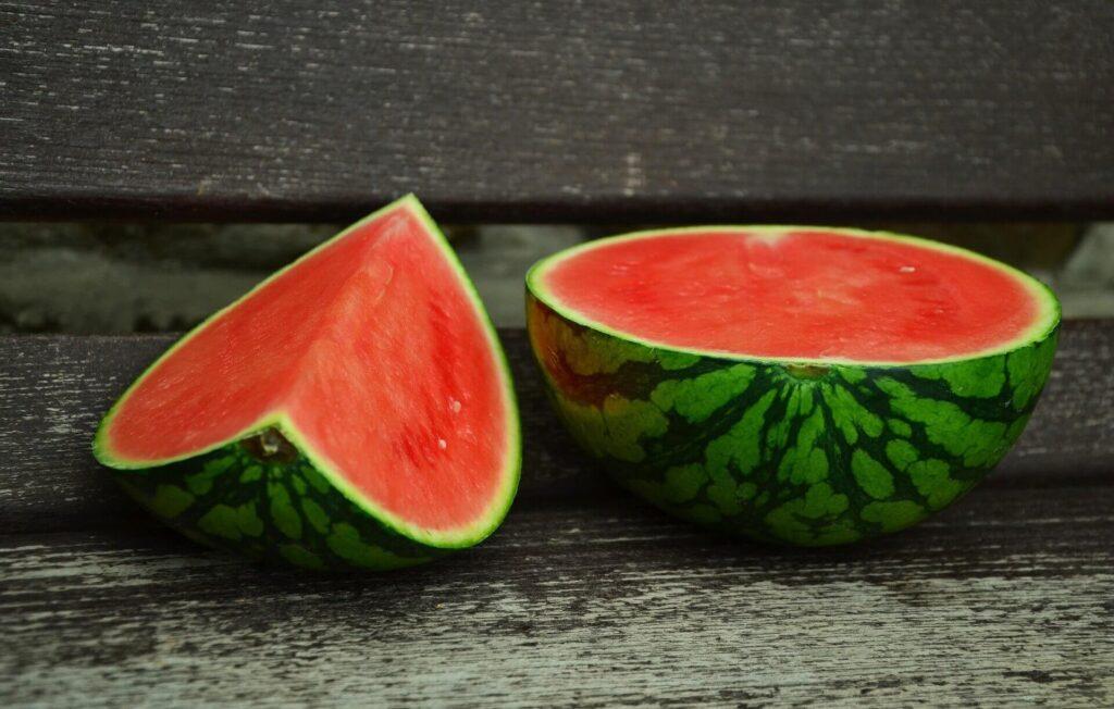 how to keep food fresh watermelon